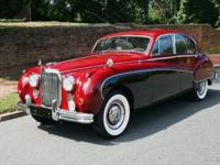 i'm delighted to offer this outstanding 1959 Jaguar