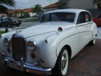 1959 Jaguar MKIX Salon ..Recent Restoration ..Florida