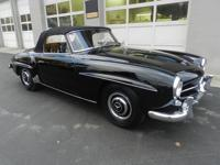 1959 Mercedes-Benz SL-Class 190SL  This is a