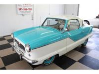 1959 Metropolitan Nash One of the nicest Mets out there
