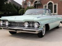 1959 Oldsmobile Ninety-Eight Convertible This was the