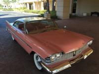1959 Plymouth Belvedere Coupe -Very rare! -Completely