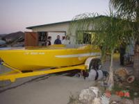 I am selling my 1959 Rayson Craft v-drive. It was