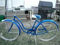 "1959 Schwinn Hollywood.100% Original. 26"" Schwinn S7"