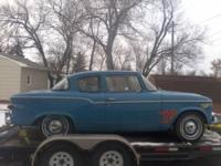 I have for sale or trade a RESTORED 1959 Studebaker