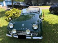1959 Triumph TR3A. LOOKS GOOD,  RUNS WELL.  WIRE