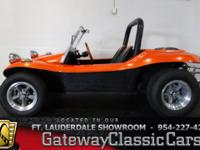 Stock #176-FTL 1959 Volkswagen Dune Buggy  $15,995