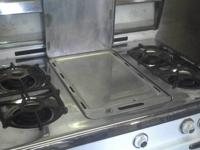 "1959 Wedge wood ""Holly"" gas oven. In excellent"