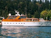 Boat is located in Poulsbo,Washington.Please contact