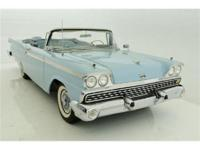 1959 FORD GALAXIE FAIRLINE 500 EXOTIC CLASSICS IS