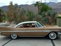 1959 Plymouth Fury 2 Door Hard Top Coupe. The styling