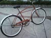 very rare straight bar 1959 schwinn tornado 100%
