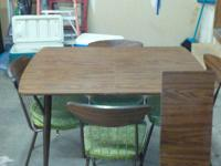 Coca Cola Round Diner Table With Chairs 50 S Vintage
