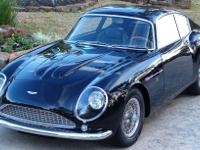 1960 Aston Martin Other DB4GT ZAGATO. THIS CAR WOULD