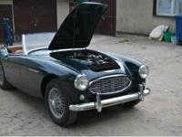1960 Austin Healy 3000 for sale (NY) - $55,000. All