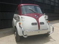 Details about the BMW Isetta for sale: - Chapa without