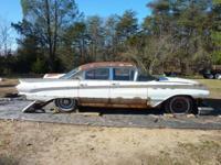 1960 Buick LeSabre. No Title. Numerous great parts.