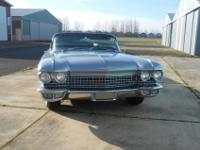 1960 CADILLAC CONVERTIBLE, SUPER STRAIGHT AND SOLID ,NO