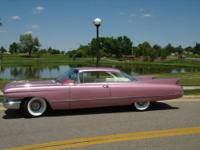 1960 Cadillac Coupe DeVille ..2DR HT ..Very Beautiful