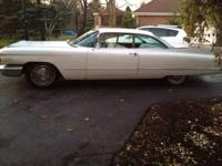 1960 Cadillac Coupe DeVille ..Fully Powered ..Odometer