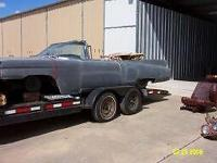 1960 Cadillac Eldorado for sale (TX) - $29,900 Project