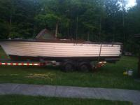 I have a 1960 century raven project boat. Started