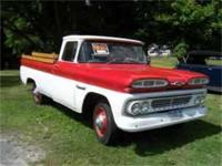 1960 Chevy 3/4 Ton Fleetside Classic Truck in