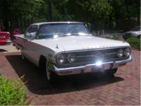 This is a great looking 1960 Chevrolet Impala that is