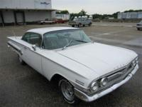 "1960 Chevrolet Impala 2-Door ""Bubble-Top"" Coupe When"