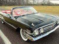 1960 Chevrolet Impala Convertible  The Chevrolet you