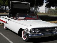 1960 Chevrolet Impala Convertible with 55,700 ORIGINAL