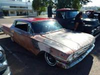 I'm selling my 1960 Chevy Impala Sport sedan Hardtop /