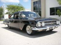 1960 Chevy Biscayne. You Have Just Found The Baddest