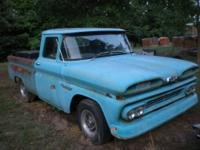 I have two Old Project Trucks I am selling as a Package