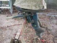 i have an older Evinrude fisherman kicker 5.5 hp that