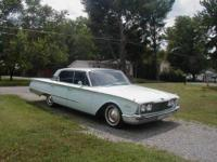 FOR SALE - 1960 GALAXIE TOWN VICTORIA FOUR DOOR HARDTOP