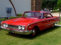 The 60s was the age of the muscle car! Well this 1960