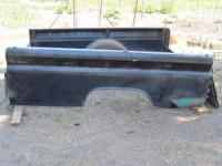 1960  GMC 3/4 ton pickup bed. This does not have