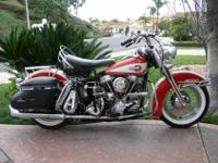 1960 DUOGLIDE FLH 95% GENUINE HARLEY, OLDER TOTAL