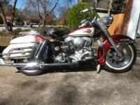 1960 Panhead in very original, running, riding