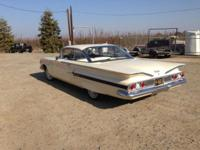 1960 impala original super clean engine 230 Call or