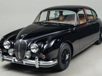 1960 Jaguar Mark 2 Sedan VIN: 212739 Body: S004877