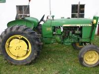 Power steering, Dual speed PTO, Spin out rear wheels,