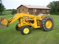 1960 John Deere 440i...2 cylinder Gas Engine...Approx