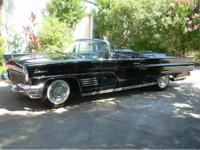1960 Lincoln Continental Mark V Convertible for Sale, A