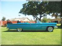 1960 Lincoln Continental Convertible Rotisserie