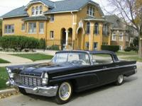 1960 LINCOLN PREMIERE COLLECTOR CLASSIC Black