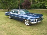 Year : 1960 Make : Oldsmobile Model : Super 88 Exterior