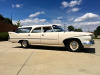 1960 Plymouth Wagon Suburban - 4 door - Rare find,