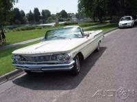 1960 Pontiac Catalina Convertible For Sale in Idaho